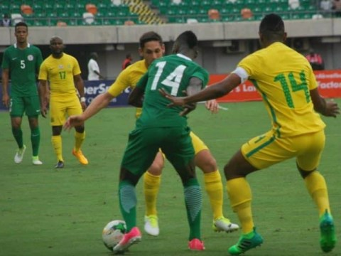 AFCON Qualifiers - South Africa 1 Vs Nigeria 1
