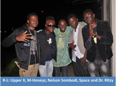 Facts About Okpo Recordz, Upper X,Johnny Kage,Dr. Ritzy,Texzy