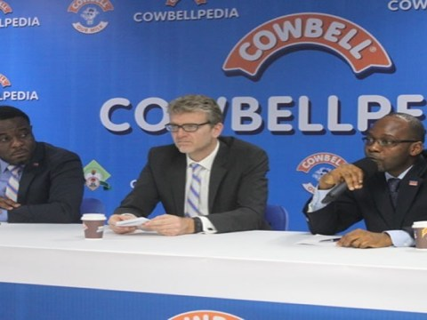 #Cowbellpedia Season Finale