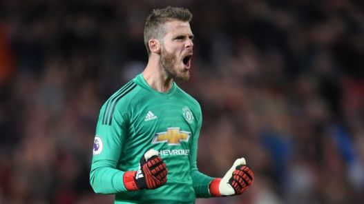 David De Gea To Leave For PSG Next Summer