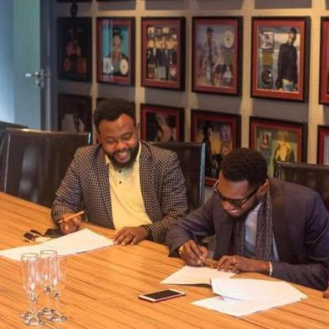 D'banj Signs Record Deal With Sony Music Africa