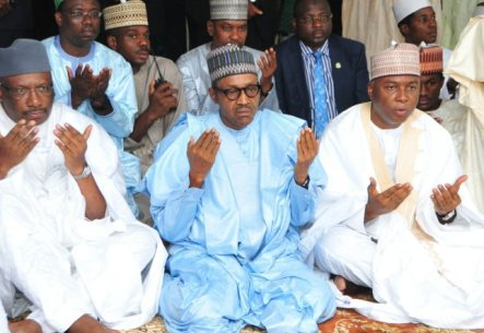 Eid-El Maulud: FG Declares Tuesday Public Holiday