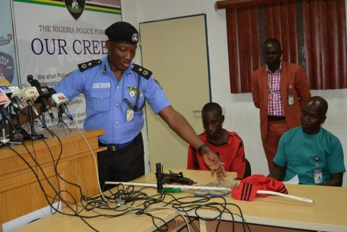 Ekweremadu's Assassination Attempt: Police Release 'Weapons' Found On Suspect