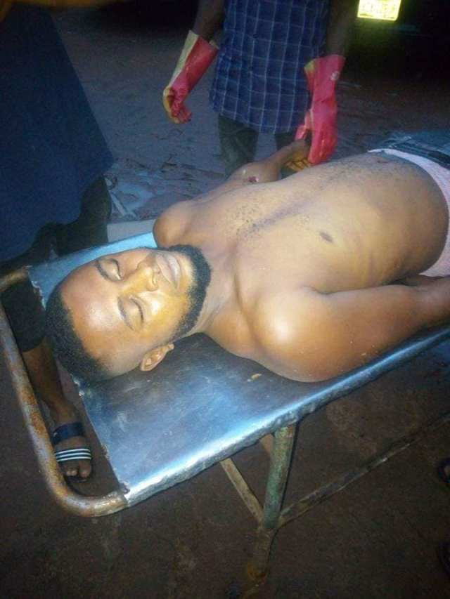 Employer Stabs Manager To Death In Anambra State