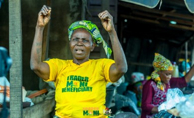 Federal Government Is Transforming Lives With 'TraderMoni'