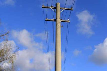 Man Electrocuted While Hanging Buhari's Picture On An Electric Pole