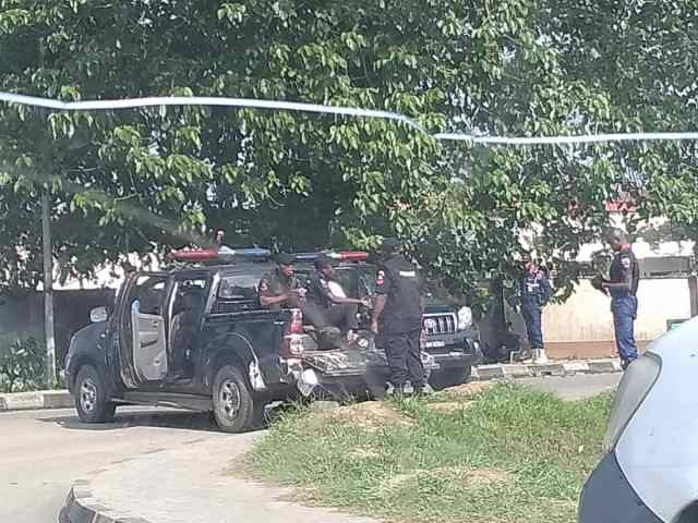 SARS Shutdown Akwa Ibom State House Of Assembly