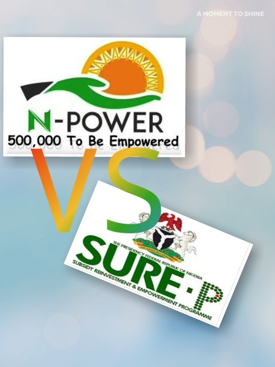 SURE-P Vs N-Power