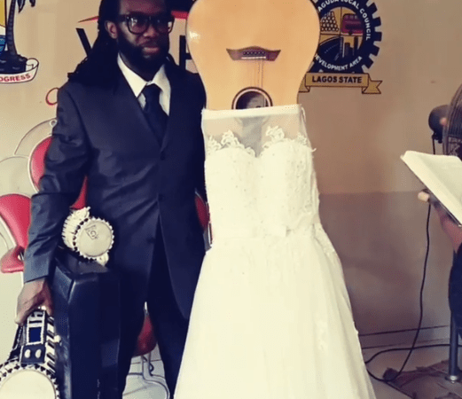 Shock As Man Marries His Guitar, Explains His Reason