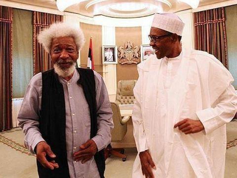 Soyinka And Buhari