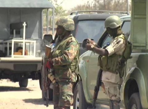 Tight Security As President Buhari Visit Maiduguri