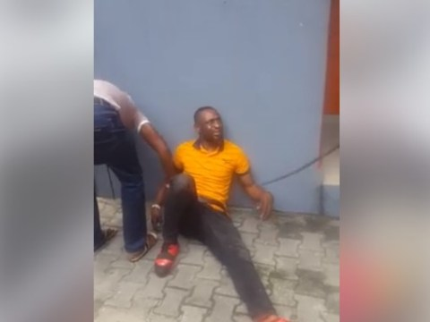 UNIPORT Criminology Graduate Caught Stealing In GTBank