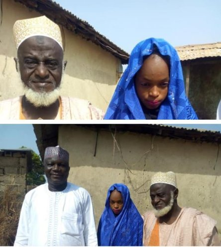70-year-old Man Marries 15-year-old Girl