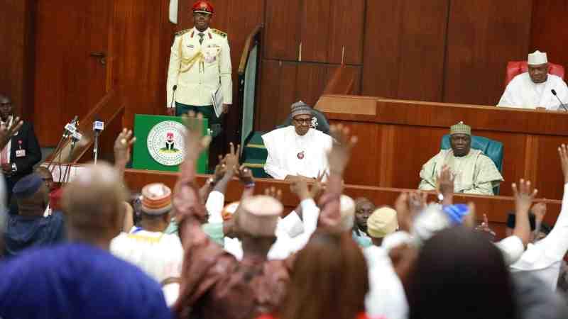 Breakdown Of 2019 Budget Presented By President Buhari