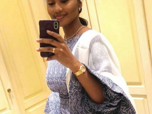 Checkout Photos Of Zahra Buhari-Indimi's Post-baby Body