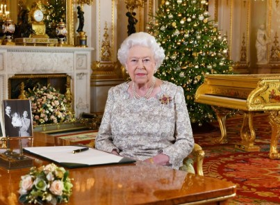 Christmas Message - Queen Warns Of 'Tribalism'