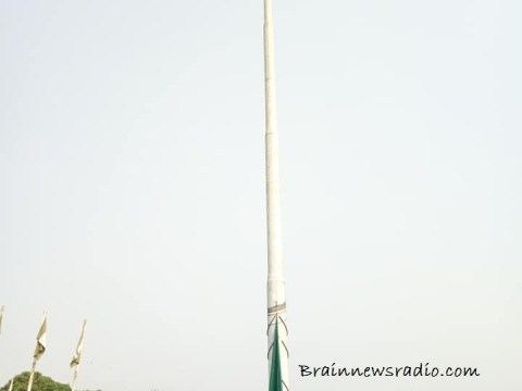 Cross River Government Restores The Biggest Flag In Africa