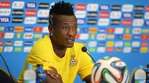 Ghanaian Footballer, Asamoah Gyan Now Broke, Has Only 300k