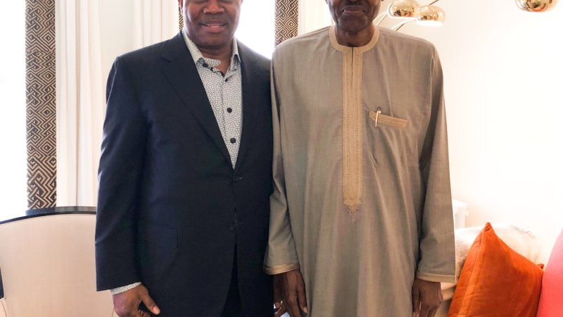 Godswill Akpabio Gets Presidential Appointment From Buhari