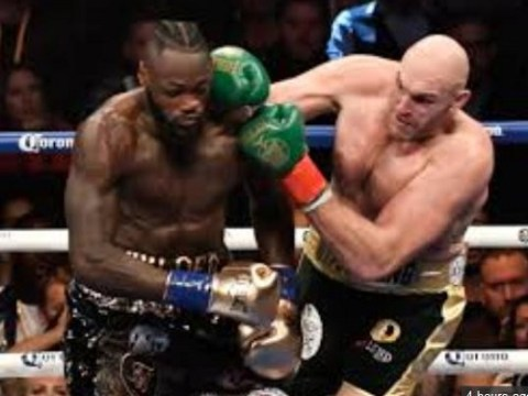 Heavy Weight - Tyson Fury Vs Deontay Wilder