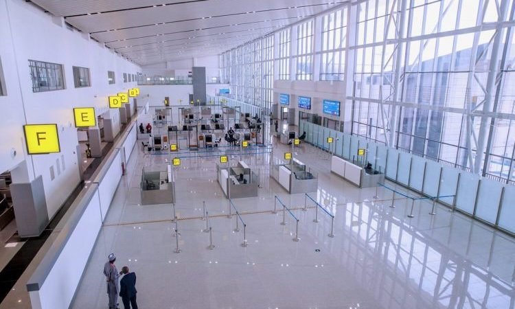Inside The New Abuja Airport International Terminal Building