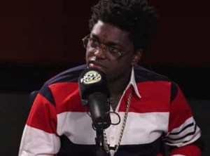 Kodak Black Storms Out Of Interview With Ebro