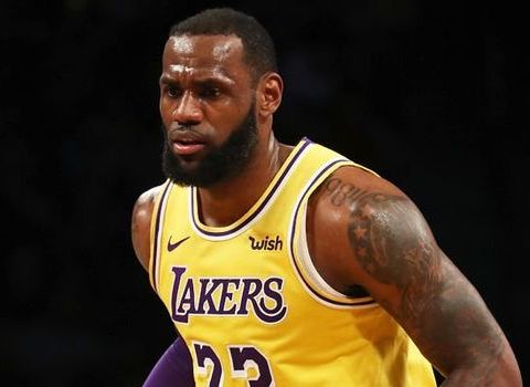 LeBron James Scores 36 Points As Lakers Lose To Brooklyn Nets