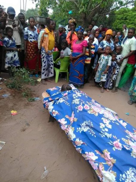 Man Buried On His Bed Instead Of A Coffin