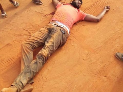Man In Anambra State Killed After Returning Home From Brazil For Christmas