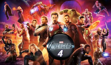 Marvel Unveils Title, First Trailer For Avengers 4