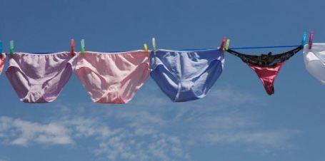 Panties Of Ladies For Rituals