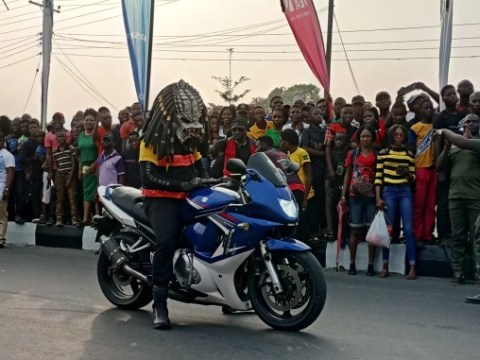 Photos From Carnival Calabar 2018 Biker's Parade