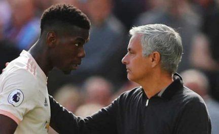 Pogba Reacts To Mourinho's Sack