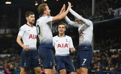 Premier League Highlights - Everton vs Tottenham