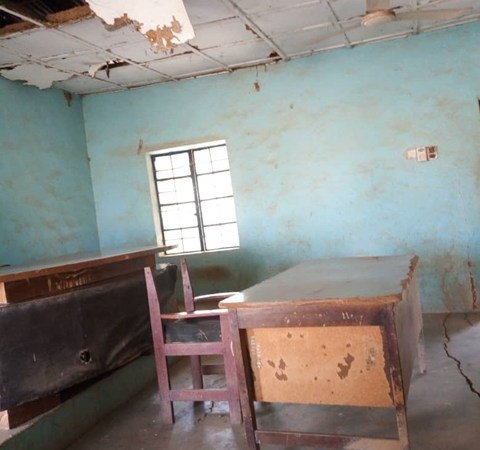 The Deteriorating State Of A Magistrate Court In Nigeria