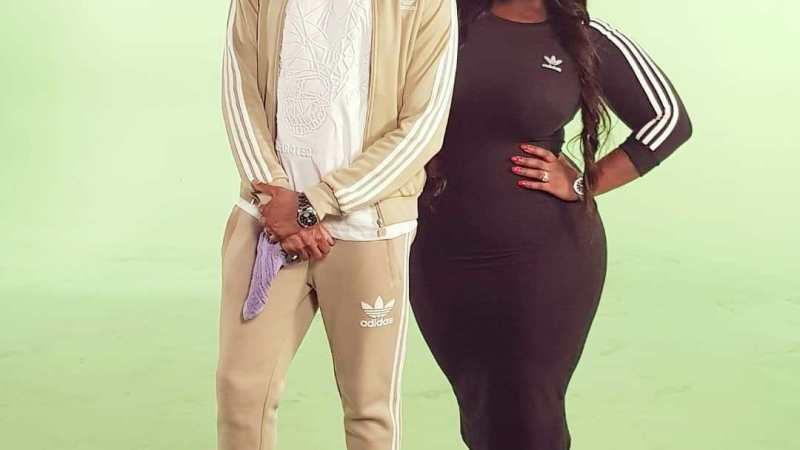 Toolz And Husband Welcomes First Child In The UK