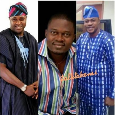 Yoruba Male Actors Dressed As Women In This Hilarious Group Photo