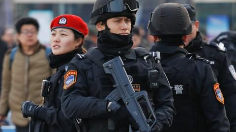 20 Children Injured As Man Attacks School In China