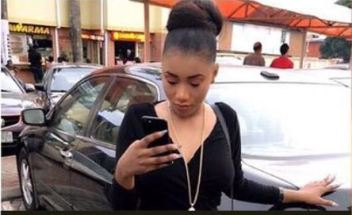 Beautiful Lady Killed By Gas Explosion While Using Phone In Her Kitchen