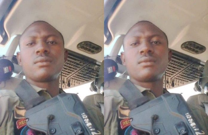 Lance Corporal Adamu Nura's Last Facebook Post Before He Died Fighting Boko Haram Terrorists