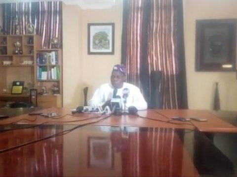 Obasanjo's State Of The Nation Address On Buhari