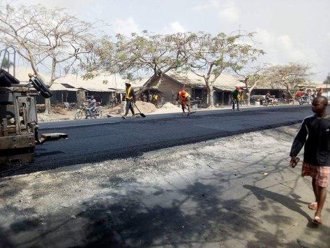 Reconstruction Work On Calabar Ikom Ogoja Highway Resumes