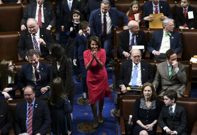 U.S. Congress Gets To Work As Divided Democrats Seize House Control