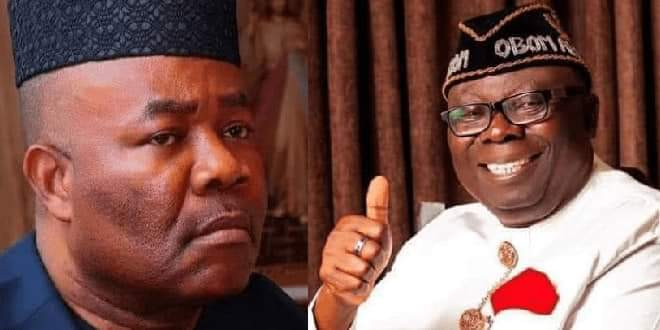 Akpabio Loses Senate Seat To Chris Ekpenyong