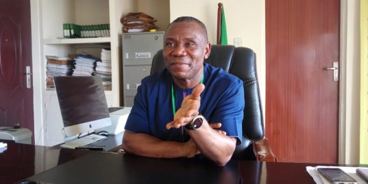 I'm Not Working For Any Party - Briyai, Cross River REC