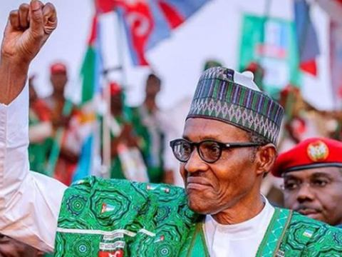 INEC Declares Buhari Winner Of 2019 Presidential Poll