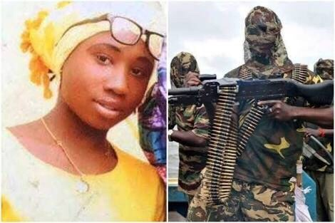 Leah Sharibu Who Refused To Renounce Her Faith Still Held By Boko Haram - Group