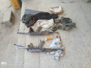 Notorious Boko Haram Terrorist Arrested With Military Kits In Borno