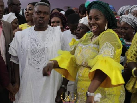 Pastor And Wife Welcome Their First Child After 22-Year Of Marriage