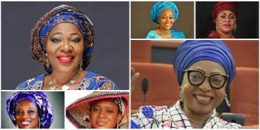 6 Women Senators-Elect In Nigeria